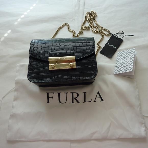 0d6efaec0 Furla Bags | Julia Cocco Leather Crossbody Bag | Poshmark